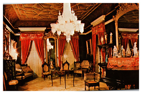 Asa Packer Mansion West Parlor