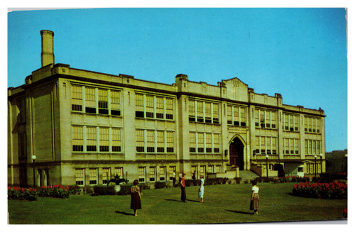 McKeesport High School 1950s