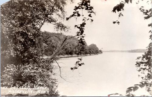 Lake Sakatah Minnesota