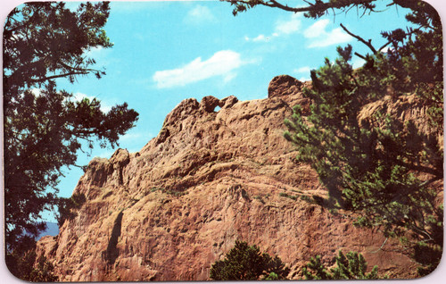 Kissing Camels Garden of the Gods