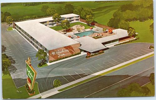 Holiday Inn Vandalia Illinois 1980s