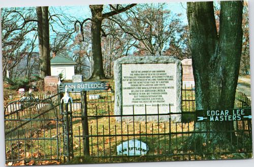 Ann Rutledge Grave