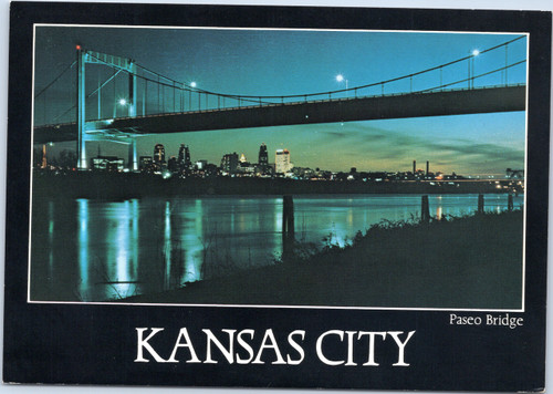Kansas City Paseo Bridge