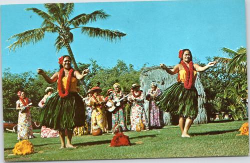 Hula Show on Waikiki