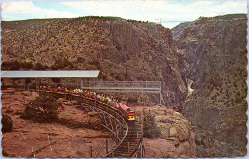 Royal Gorge Scenic Railway