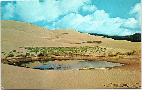 Great Sand Dunes National Monument