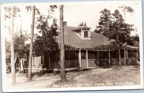 Eagle Nest Lodge 1930s
