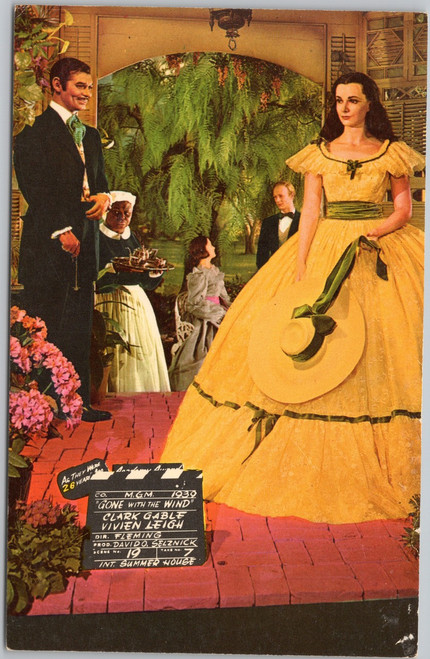 Movieland Wax Museum Clark Gable Vivien Leigh