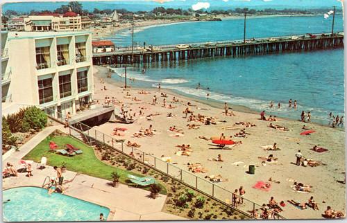 Cowell Beach Santa Cruz