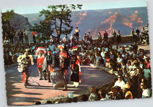 Grand Canyon Hopi Dancers