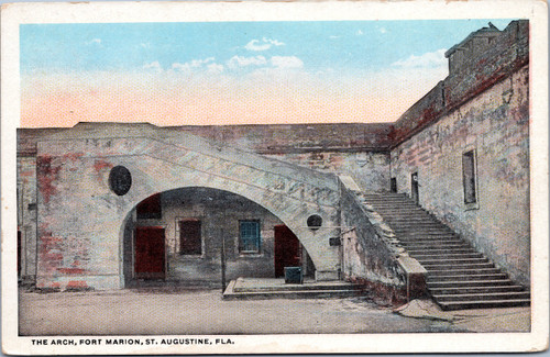 The Arch, Fort Marion