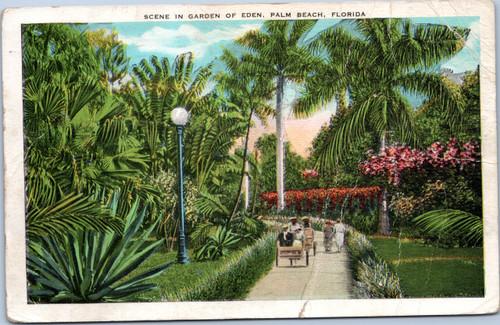 Garden of Eden, Palm Beach