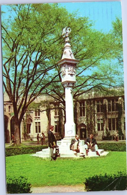 Mather Sun Dial, Princeton