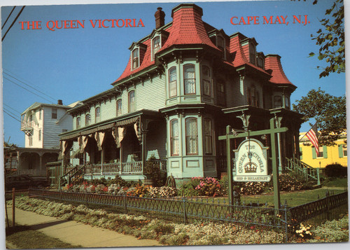 Queen Victoria Cape May NJ
