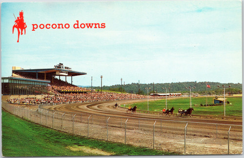 pocono downs 1960s