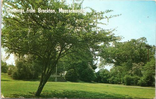George E. Keith Park, Brockton,Mass