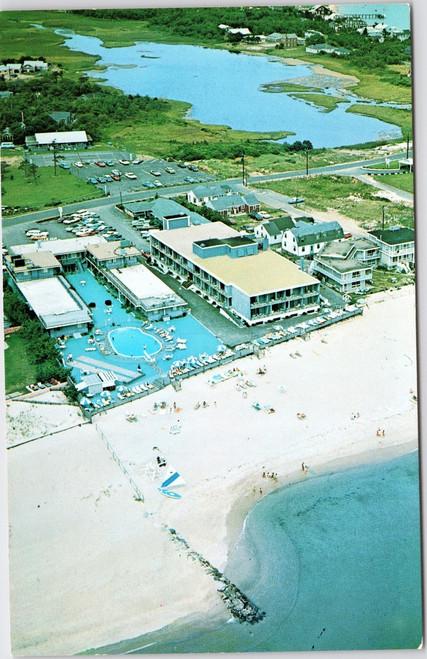 Aerial Blue Water Resort Hotel