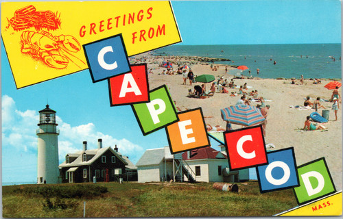 Greetings from Cape Cod