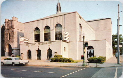 Kalamazoo Civic Auditorium