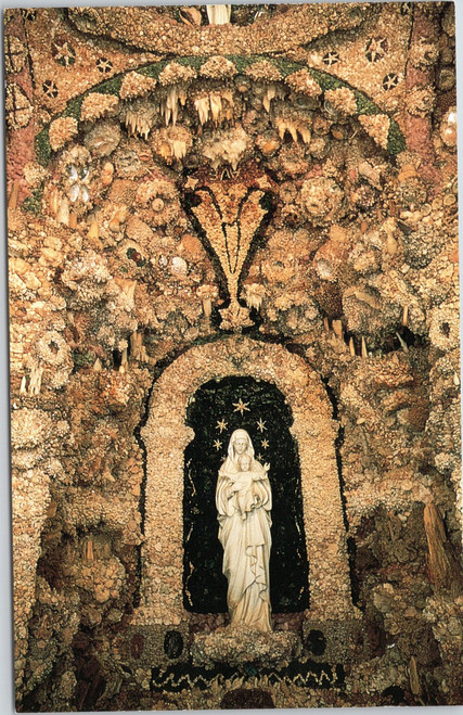Grotto of the Redemption - Grotto of the Blessed Virgin