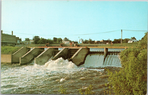 Thief River Dam