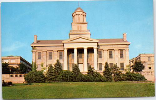 Old Capitol Building - Iowa City