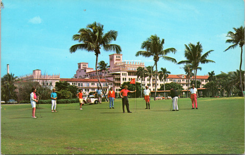 Boca Raton Hotel and Club - Golf