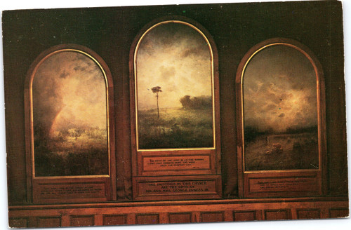 Promise-Realization-Fulfillment by George Inness