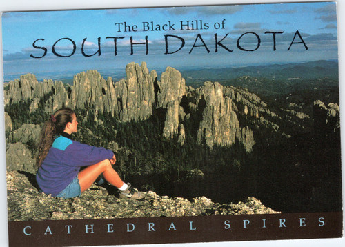 cathedral spires, black hills, south dakota