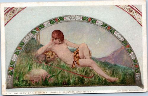Endymion by H. O. Walker, Library of Congress