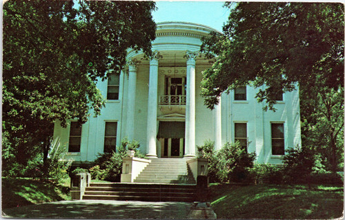 Mississippi Governor Mansion