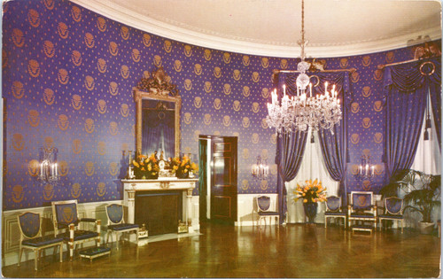 Blue Room White House