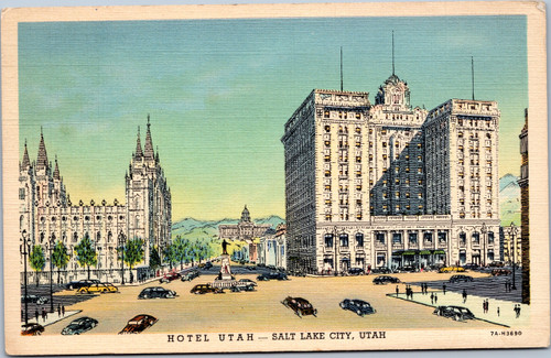 Hotel Utah, Salt Lake City