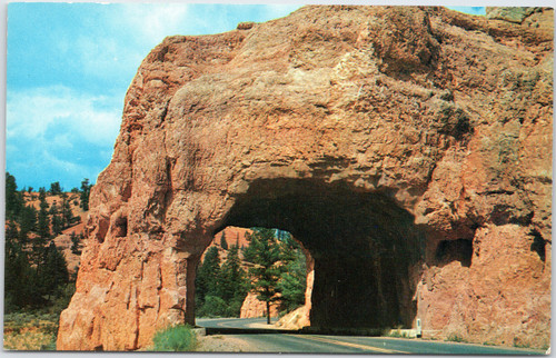 Red Canyon Highway Tunnel, Utah