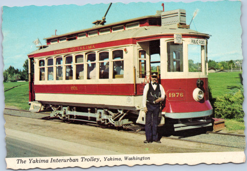Yakima Interurban Trolley
