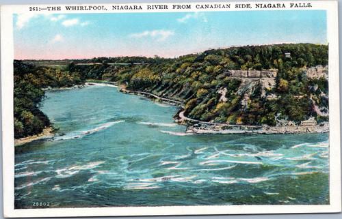 The Whirlpool, Niagara River