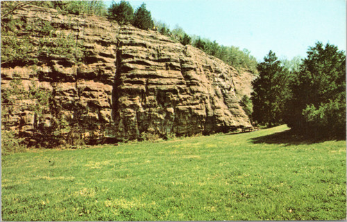 Bluffs at Giant City State Park