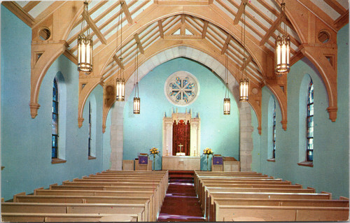 Deaconess Memorial Chapel
