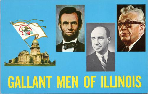 Illinois: Lincoln, Dirksen, Stevenson