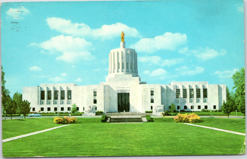 Oregon State Capitol building