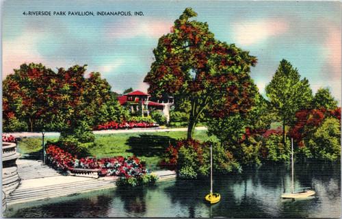 Riverside Park Pavillion, Indianapolis