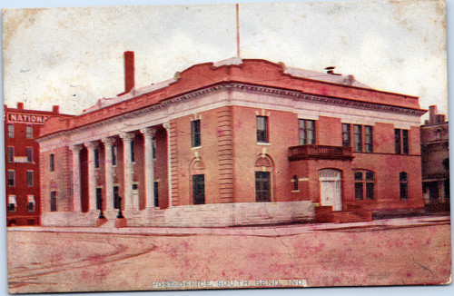 Post Office, South Bend, Indiana