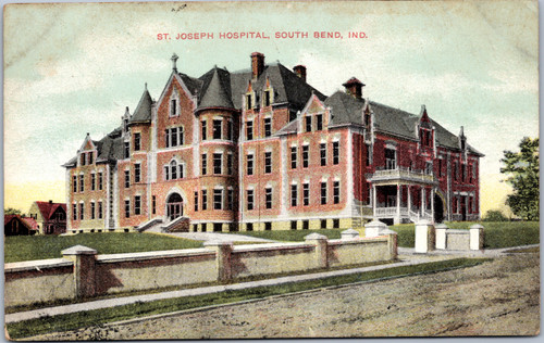 St. Joseph Hospital, South Bend Indiana