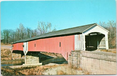 West Union Bridge, Parke County, Indiana