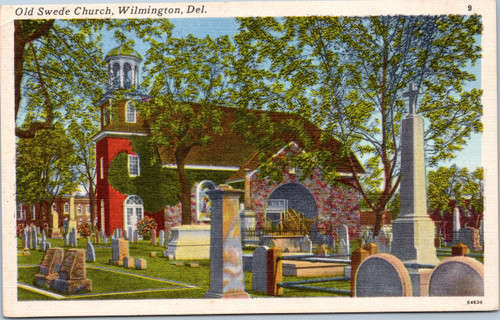 Old Swede Church, Wilmington Delaware
