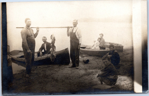 RPPC: Family Fishing trip