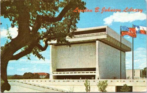 LBJ Library exterior
