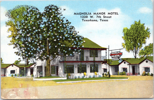 Magnolia Manor Motel
