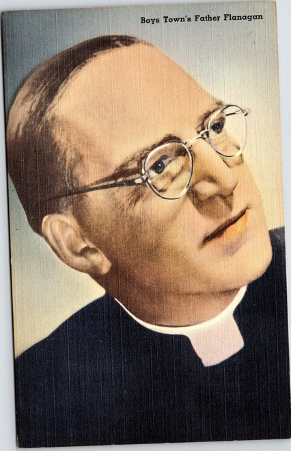 Portrait of Father Flanagan