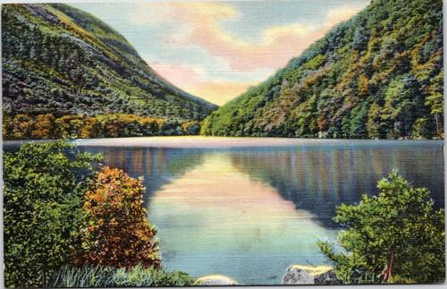 Profile Lake, Franconia Notch, New Hampshire
